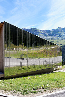 R Architecture - Pavillon d'accueil - Flaine