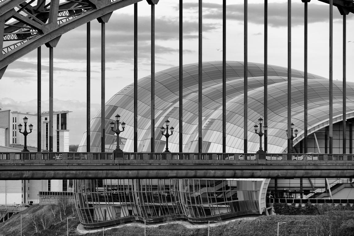 The Sage and the Tyne Bridge