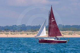Rusty, 834, Cornish Shrimper, Poole Regatta 2018, 20180527480