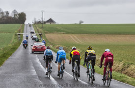The Breakaway - Paris-Nice 2017