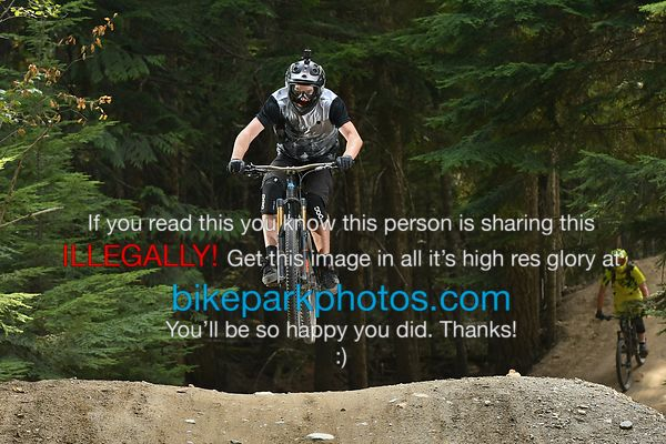 Tuesday August 28th - Heart of Darkness bike park photos