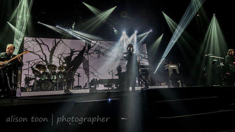 The Invisible Man, Marbles evening, Marillion Weekend, PZ 2015
