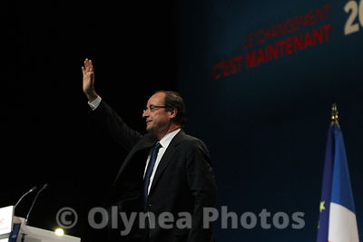 MEETING FRANCOIS HOLLANDE