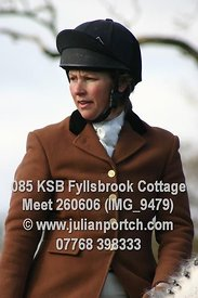 2006-02-26 KSB Fyllsbrook Cottage Meet