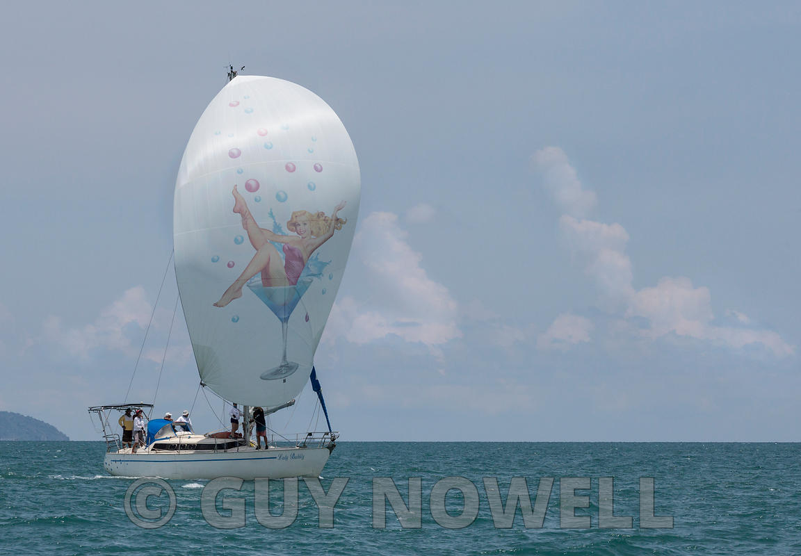 Lady Bubbly. Top of the Gulf Regatta 2017