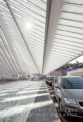 Liège Guillemins, Kiss and Ride