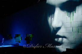 "Roger Waters ""The wall"" 4 Paris Bercy 05/11"