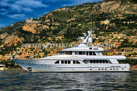 Superyacht Lady India