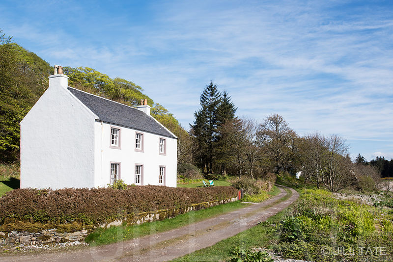 Ferryman's Cottage, Saddell Bay | Client: The Landmark Trust