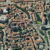 Bollate aerial photos