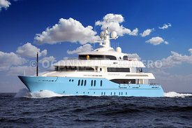 Superyacht SilverShalis
