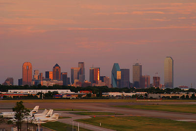 Dallas Travel Photography - Downtown Dallas
