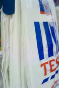 Tesco plastic carrier bags
