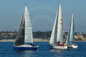 Class 2, Poole Bay Winter Series 2018, 20101021021