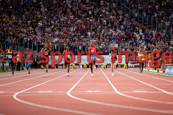 2012 Rome Golden Gala - Rome Diamond League Usain Bolt