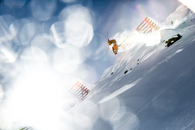 Freeskiing pictures