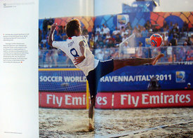 Marketing Highlights – FIFA Beach Soccer World Cup Ravenna/Italy 2011.3133 – Steven Paston.