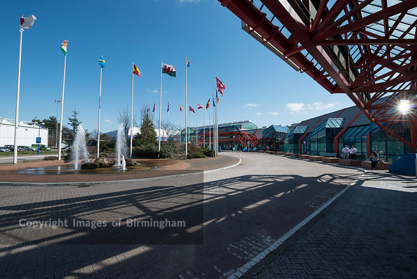The National Exhibition Centre is the UK's largest exhibition centre, and one of Europe's busiest, hosting over 160 exhibitions and 2.5 million visitors each year.