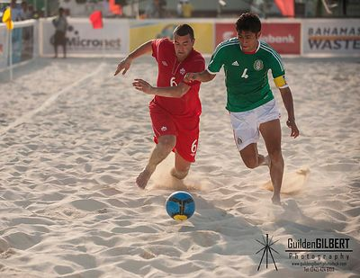Beach Soccer Photos