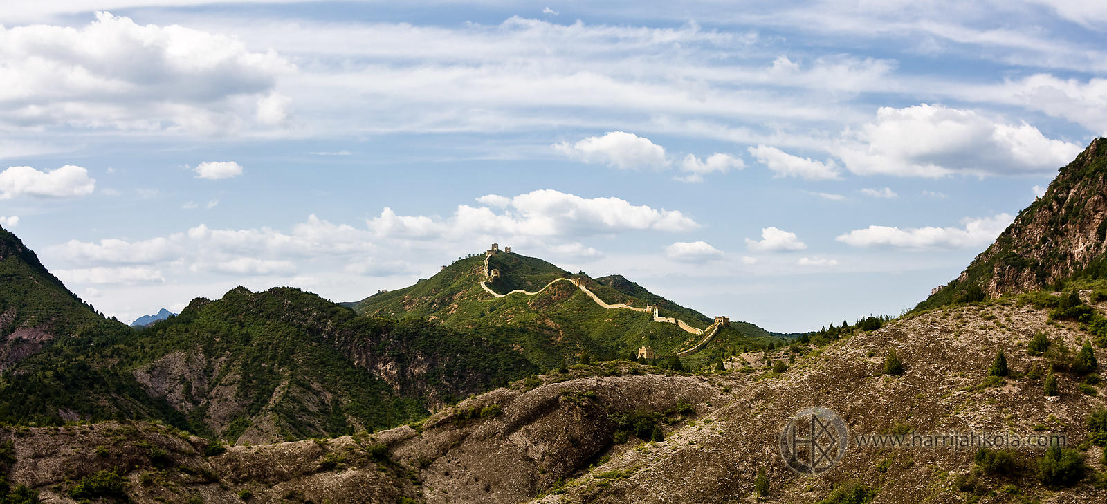 China - Great Wall (Panorama I)