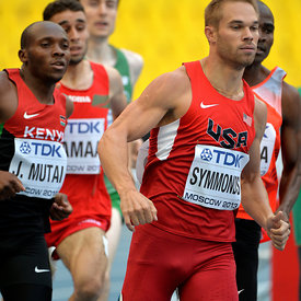 Nick SYMMONDS (USA) photos