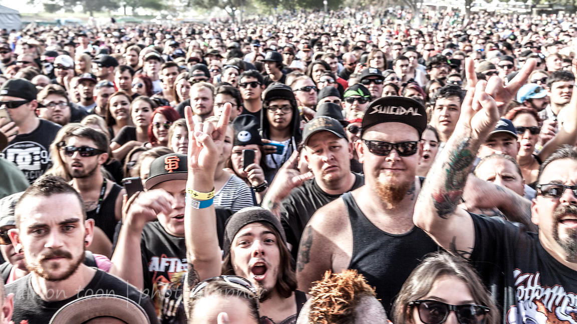 People of Aftershock 2015 photos