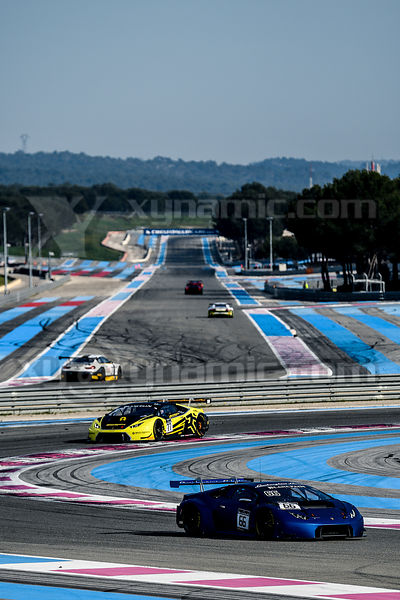 Blancpain Test - Paul Ricard photos