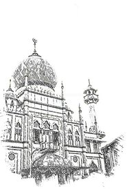 Sultan_mosque_sketch