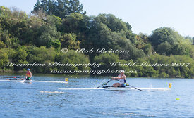 Taken during the World Masters Games - Rowing, Lake Karapiro, Cambridge, New Zealand; ©  Rob Bristow; Frame 397 - Taken on: Tuesday - 25/04/2017-  at 09:04.03