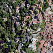 Brunate aerial photos