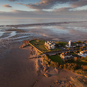 Hoylake aerial photos