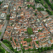 Offenburg aerial photos