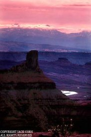Canyonlands National Park sunset