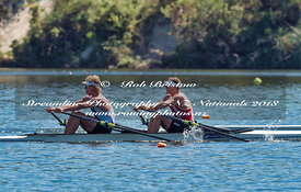 Taken during the National Championships 2018, Lake Karapiro, Cambridge, New Zealand; ©  Rob Bristow; Frame 1125 - Taken on: Friday - 16/02/2018-  at 14:34.23