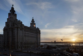 Liverpool's Liver Building