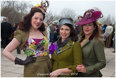 Cheltenham Festival - Ladies Day  photos