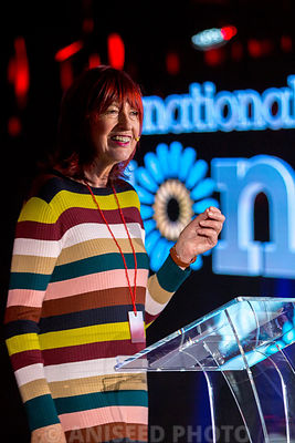 Janet Street-Porter at Confex