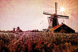 windmills_surreal_glow