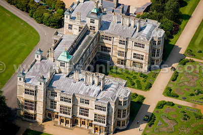 Audley End House, Saffron Walden, Essex