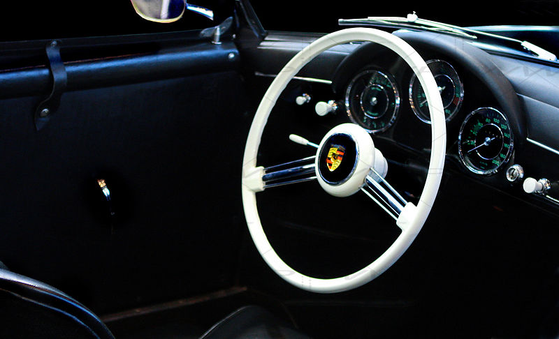 Porsche 356 A 1600 Super Speedster 1957