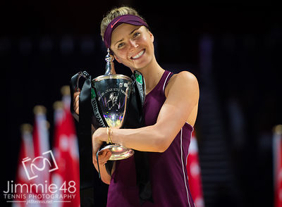 WTA Finals Singapore 2018 photos
