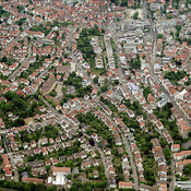 Waiblingen aerial photos