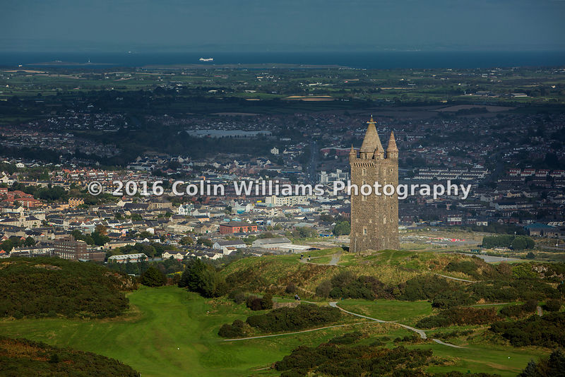 Scrabo Tower, Newtownards