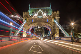Tower Bridge Arch