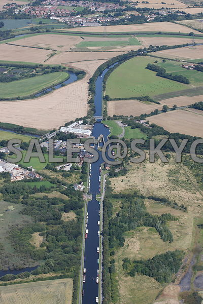 Transport Water Aerial photographs