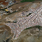 Teba aerial photos
