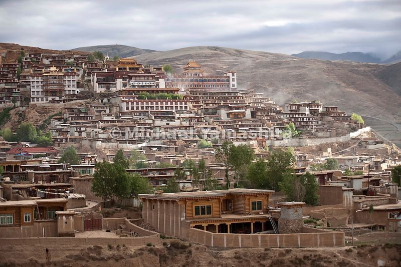 Ganze and Ganze Monastery.....................................