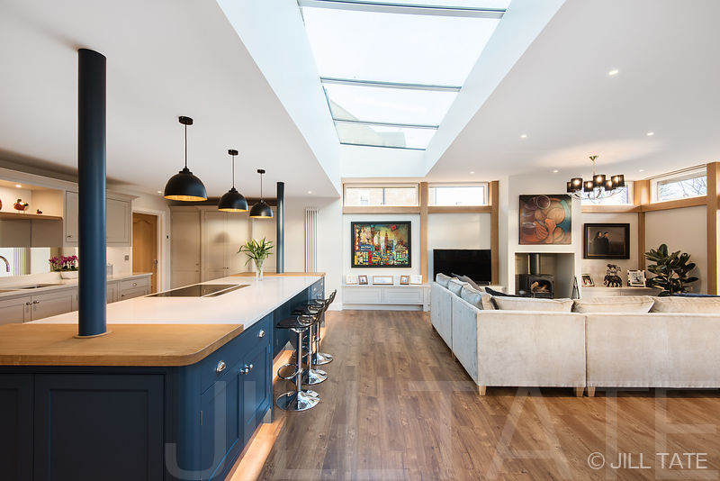 Residential extension & kitchen | Client: Squires Barnett Architects