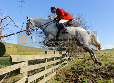 The Cottesmore Hunt at Furze Hill 4/2 photos