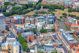 Aerial Photography taken in and around Bristol, UK